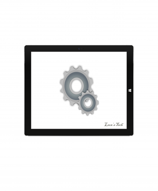 Repair Software Surface Pro 4