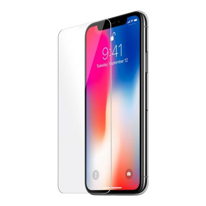iPhone X / Xs screen protector «Large arc A10» tempered glass